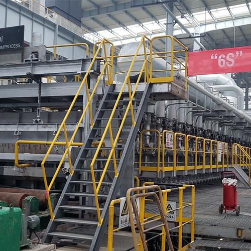 工业炉集中润滑系统