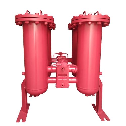 SDRFLD焊接式双筒管路过滤器
