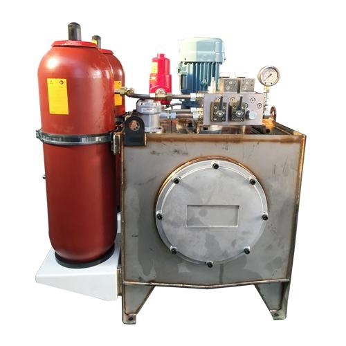 液压驱动系统