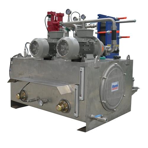 造纸行业冷却系统